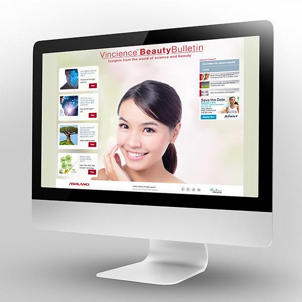 Vincience Beauty Bulletin